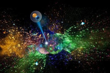 不可思议的宇宙状态在地球上模拟中子星